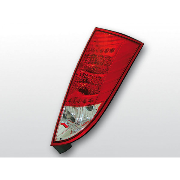 LAMPY FORD FOCUS LED RED 98-04