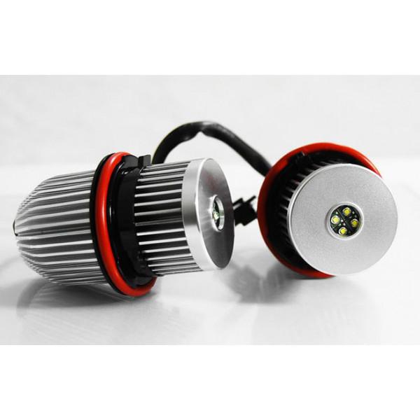 ŻARÓWKI LED MARKER BMW E39/E53/E60/E61/E63/E64/E65/E66/87RINGI - 25W