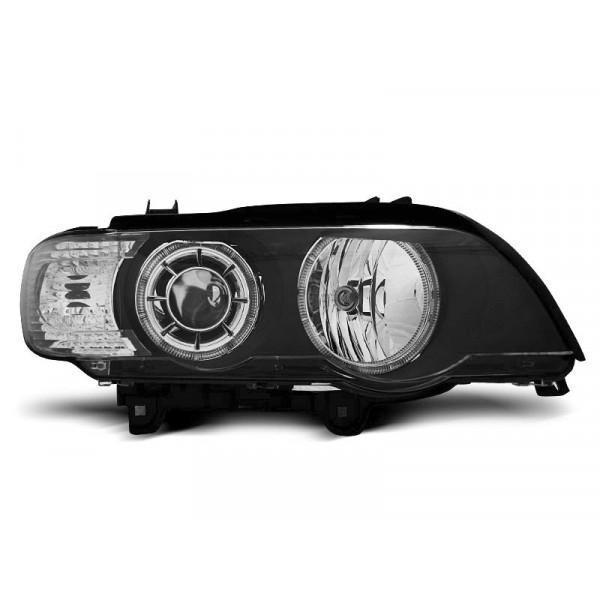 KPL REFLEKTORÓW BMW X5 E53 RING LED