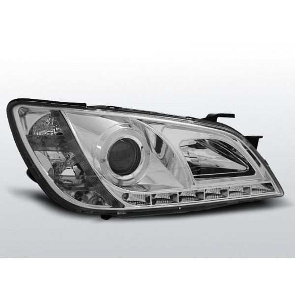 REFLEKTORY LEXUS IS 98-05 DRL CHROM