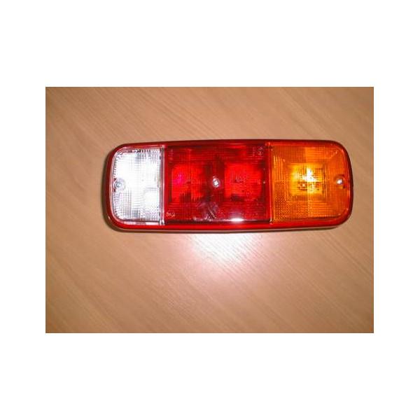 KLOSZ LAMPY TYŁ MERCEDES BUS 207-410L/P