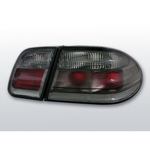 LAMPY MERCEDES W210 SEDAN CRYSTAL SMOKE