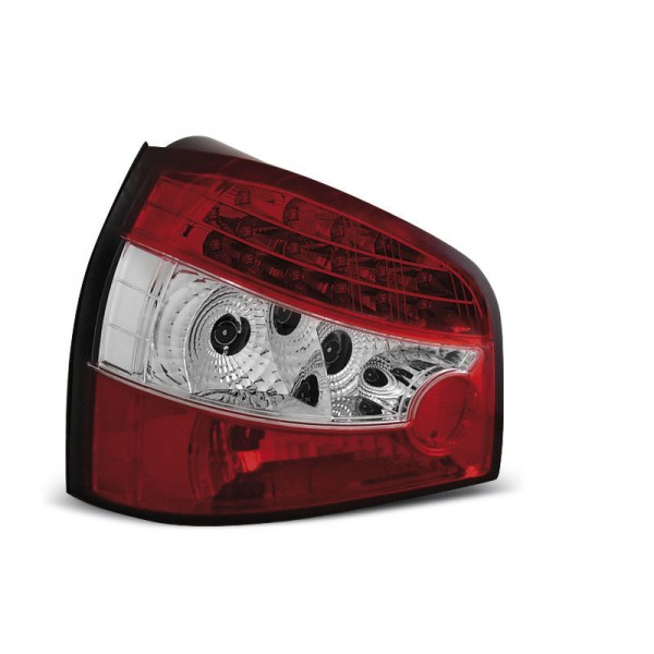 LAMPY AUDI A3 LED RED