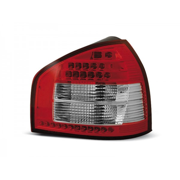 LAMPY AUDI A3 LED RED WHITE