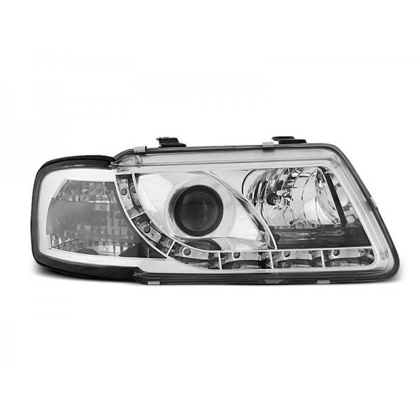 REFLEKTORY AUDI A3 DRL CHROM