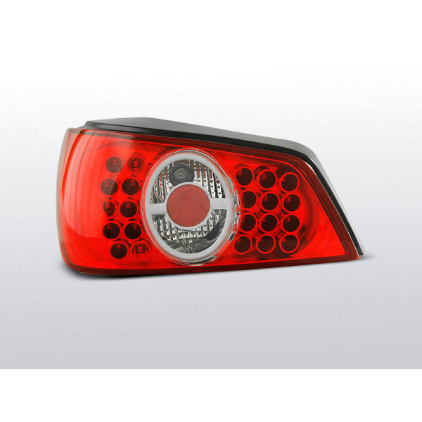 LAMPY PEUGEOT 306 LED RED