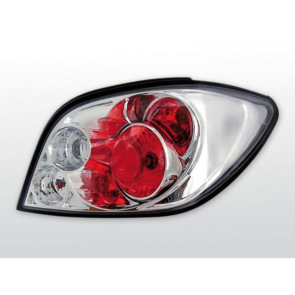 LAMPY PEUGEOT 307 LEXUS CHROM 01-