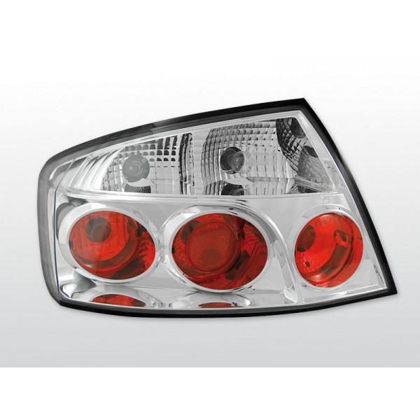 LAMPY PEUGEOT 407 LEXUS CHROM 05.04-