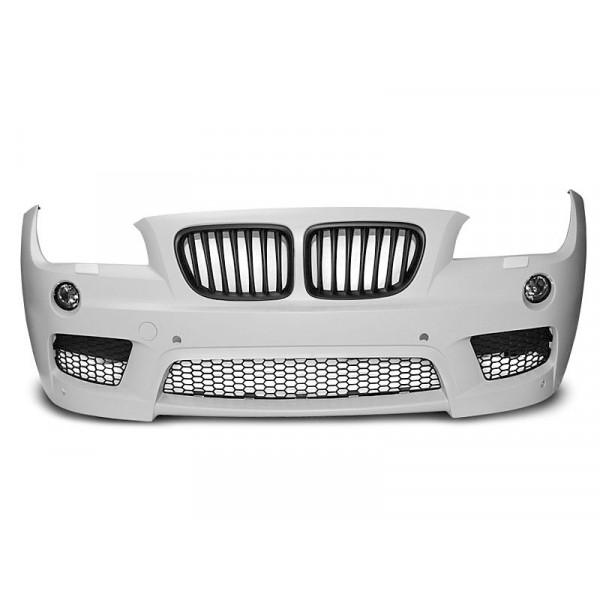 ZDERZAK BMW X1 E84 M-PAKIET PRZÓD PDC - Z OTWORAMI NA CZUJNIKI PARKOWANIA