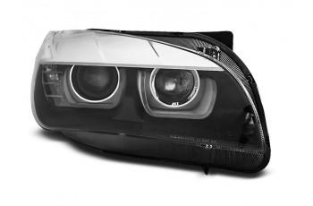 LAMPY REFLEKTORY BMW X1 E84 12-14 TUBE LIGHT XENON
