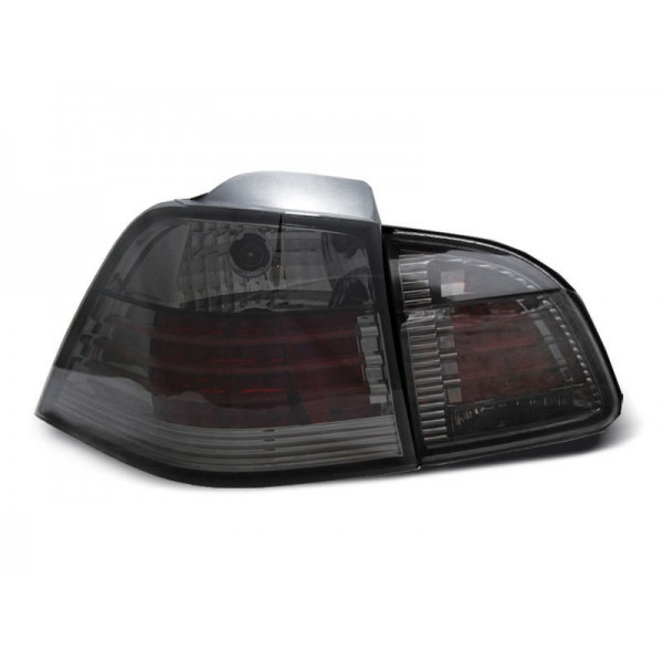 LAMPY BMW E60 LED SMOKE KOMBI