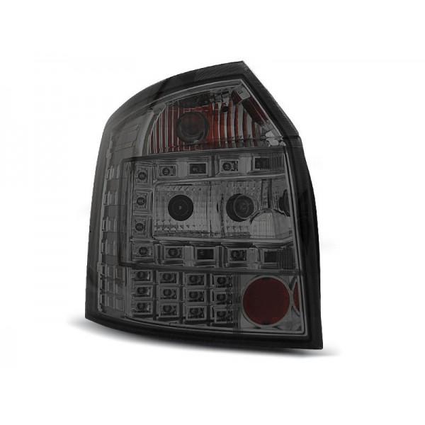 LAMPY AUDI A4 B6 AVANT LED SMOKE