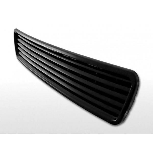 ATRAPA GRILL AUDI A4 NO EMBLEM BLACK