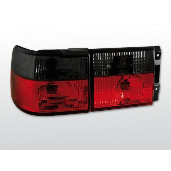 LAMPY VW VENTO KRYSTAL RED SMOKE
