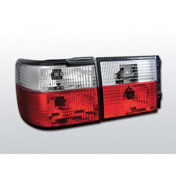 LAMPY VW VENTO KRYSTAL RED WHITE