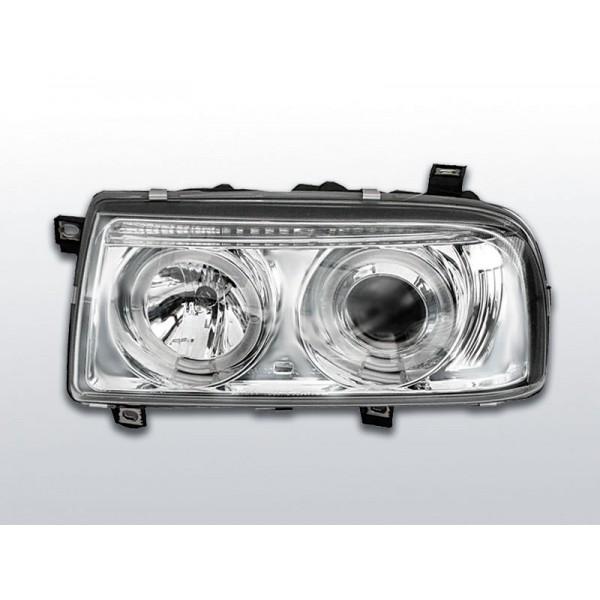 REFLEKTORY VW VENTO RINGI CHROM