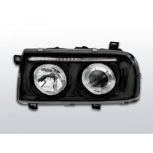 REFLEKTORY VW VENTO RINGI BLACK