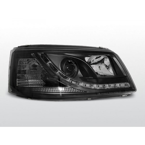 KPL REFL VW T5 LED BLACK