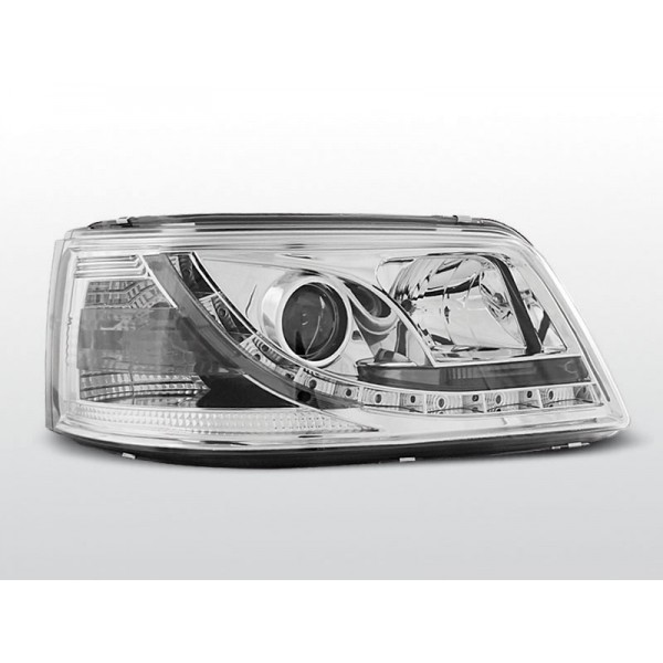 REFLEKTORY VW T5 LED CHROM