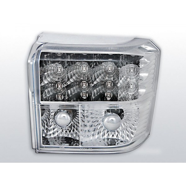 LAMPY VW T4 LED CHROM