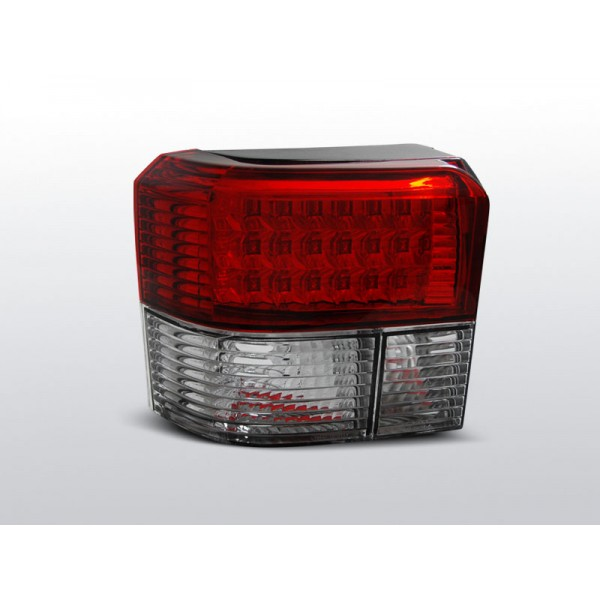 LAMPY VW T4 LED RED WHITE