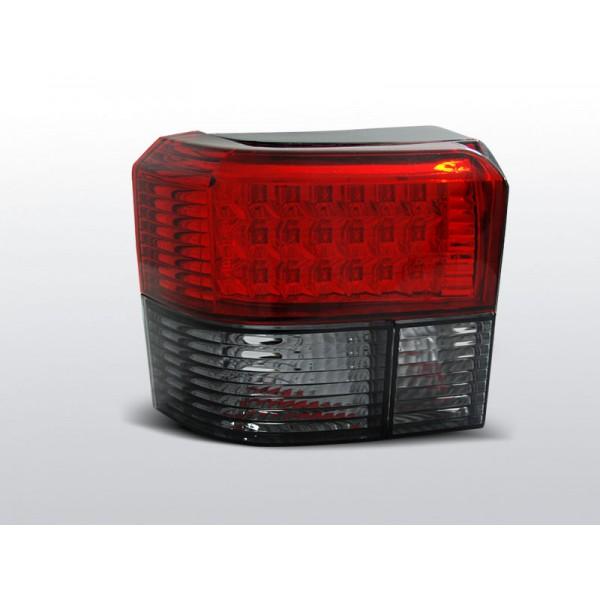 LAMPY VW T4 LED RED SMOKE