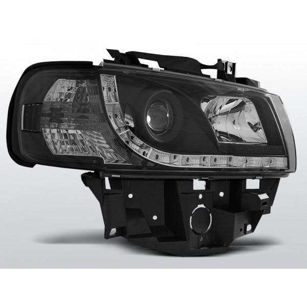 REFLEKTORY VW T4 DRL BLACK