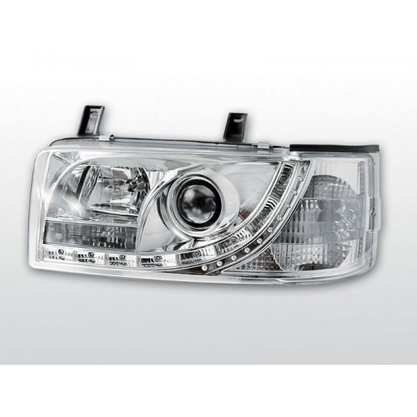 REFLEKTORY VW T4 LED CHROM 90-
