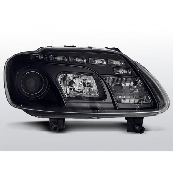 REFLEKTORY VW TOURAN LED BLACK