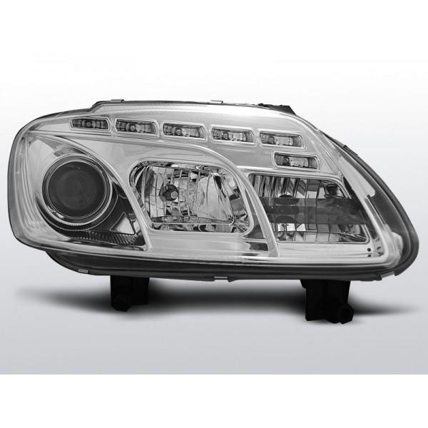 REFLEKTORY VW TOURAN LED CHROM