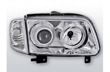 REFLEKTORY VW POLO 6N2 RINGI CHROM FK