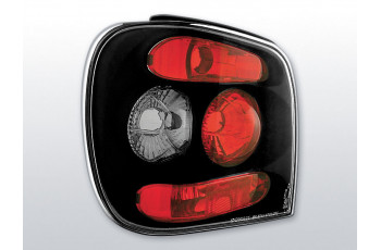 LAMPY VW POLO 6N2 LEXUS BLACK