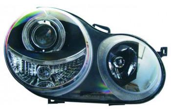 REFLEKTORY VW POLO 9N RING BLACK