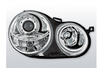 REFLEKTORY VW POLO 9N RING CHROM