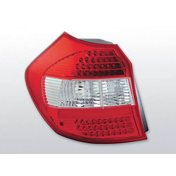 LAMPY BMW E87/E81 LED RED WHITE