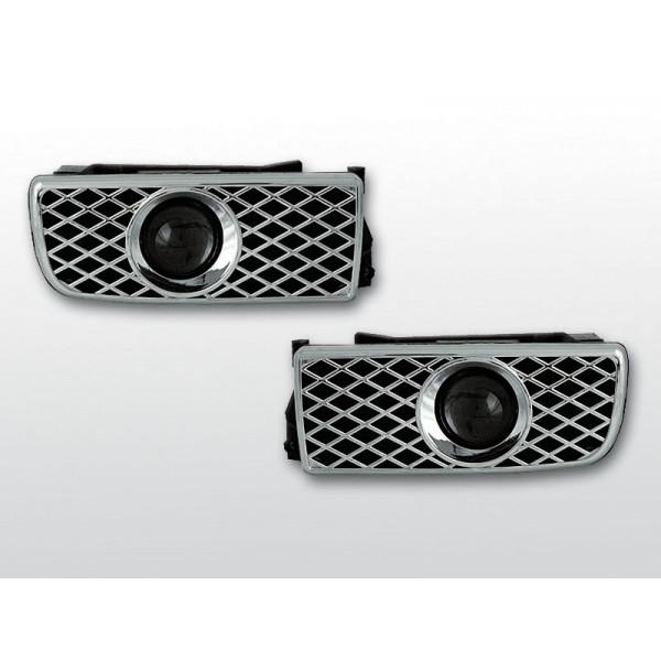 HALOGENY SOCZEWKOWE BMW E36 CHROM