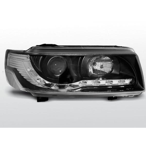 REFLEKTORY VW PASSAT B4 DRL BLACK