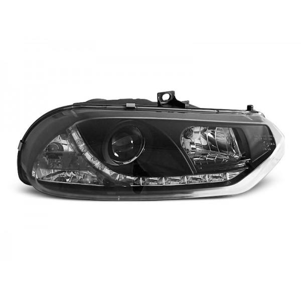 REFLEKTORY ALFA ROMEO 156 LED BLACK