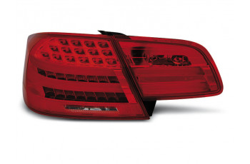 KPL LAMP BMW E92 2006-10 RED WHITE LED BAR COUPE