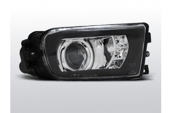 HALOGENY BMW E39/Z3 CHROM LED
