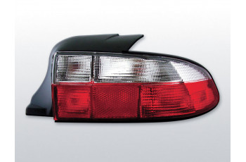 LAMPY BMW Z3 CRYSTAL RED WHITE