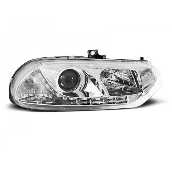 REFLEKTORY ALFA ROMEO 156 LED CHROM