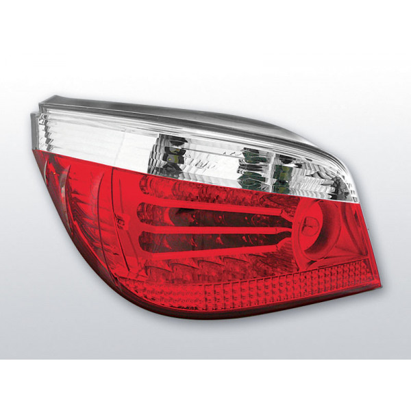 LAMPY BMW E60 LED RED WHITE