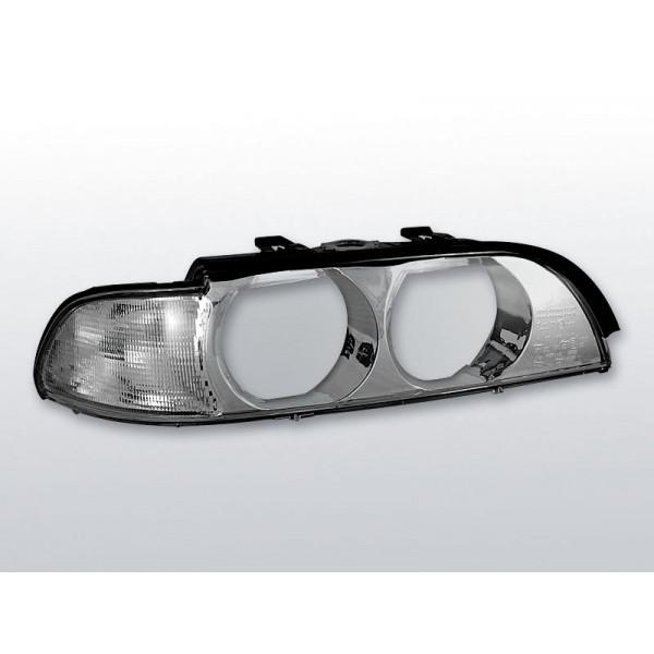 KLOSZE REFLEKTORÓW BMW E39 CLEAR