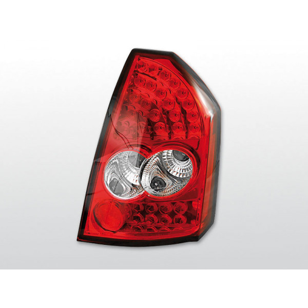 LAMPY CHRYSLER 300C LED RED