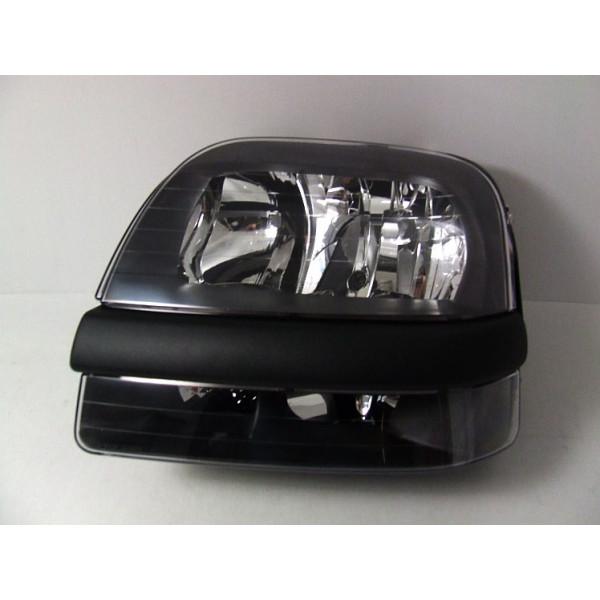 REFLEKTOR FIAT DOBLO 01-05 Z HALOGENEM L/P