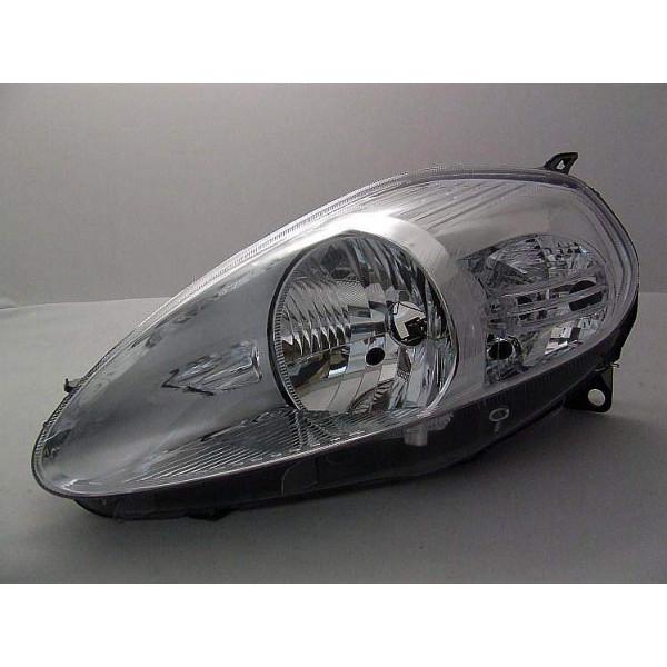 REFLEKTOR FIAT GRANDE PUNTO 08- L/P